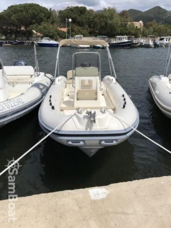 Boat rental Nuova Jolly Black fin in Saint-Florent on Samboat