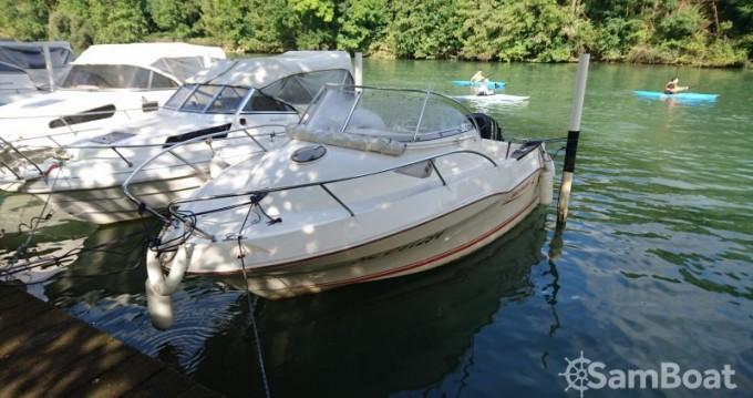 Boat rental Quicksilver Quicksilver 540 Cruiser in Triel-sur-Seine on Samboat