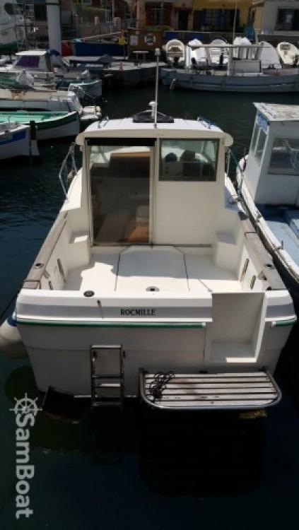 Rental yacht Marseille - Ocqueteau Ocqueteau 625 on SamBoat