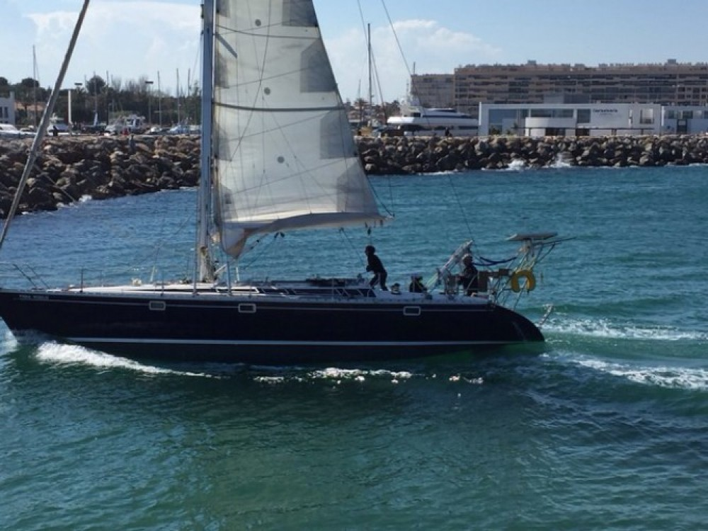 Hire Sailboat with or without skipper Jeanneau Saint-Cyprien