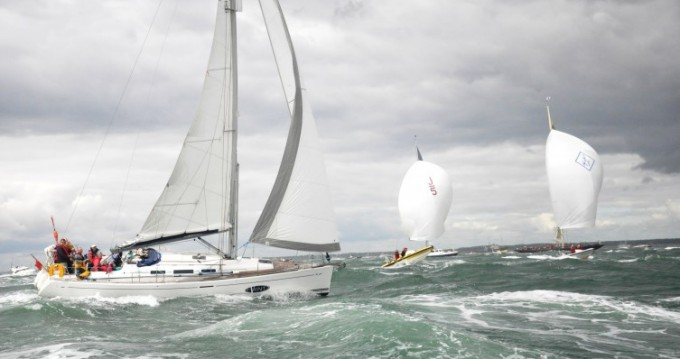 Dufour Dufour 40 between personal and professional Hamble-le-Rice