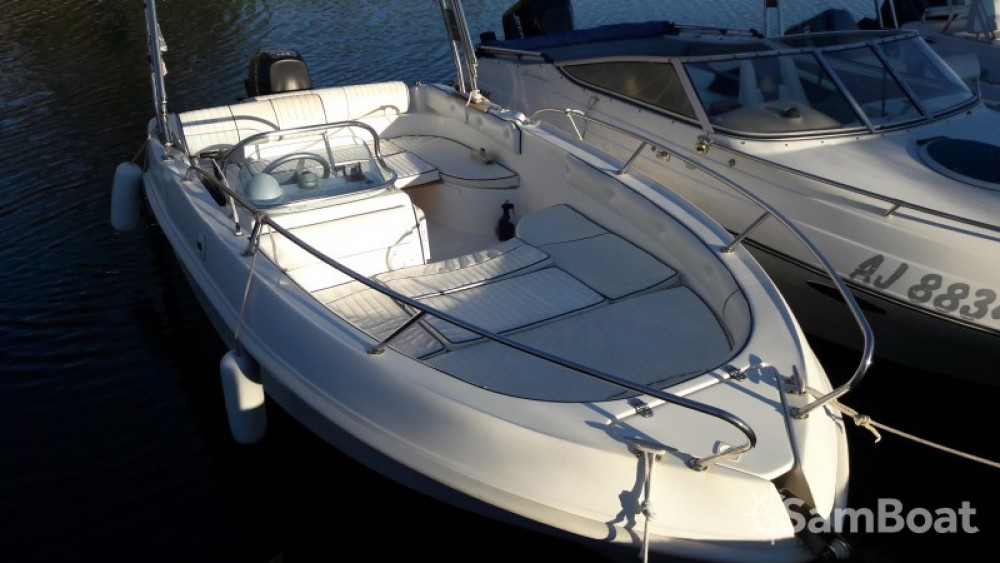 Boat rental Saint-Florent cheap Evoluzione 18