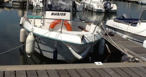 Rental Motorboat in Le Grau-du-Roi - Cones-To-Sns-Societe Ciao
