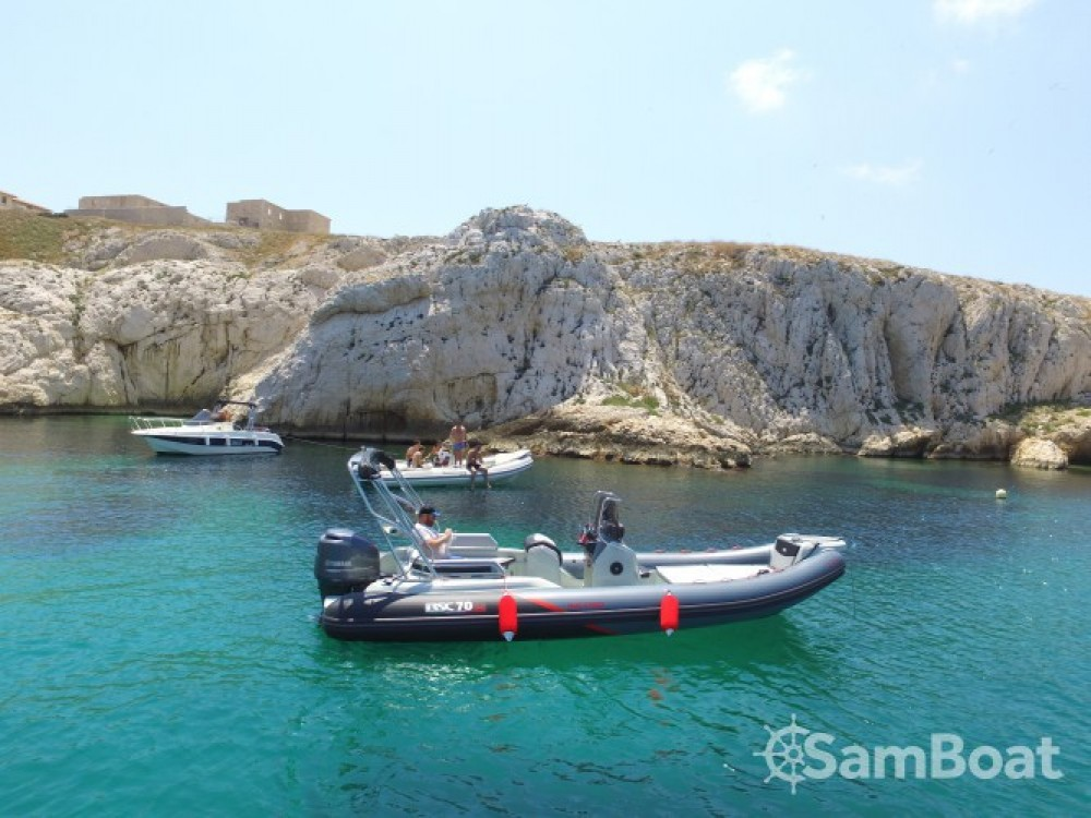 Rental yacht Marseille - Bsc 70 RS on SamBoat