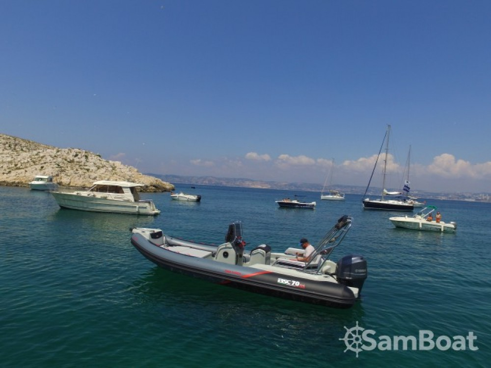 Boat rental Bsc 70 RS in Marseille on Samboat