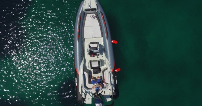 Hire RIB with or without skipper Bsc Old Port of Marseille