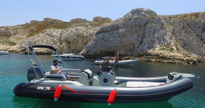 Boat rental Bsc 70 RS in Old Port of Marseille on Samboat