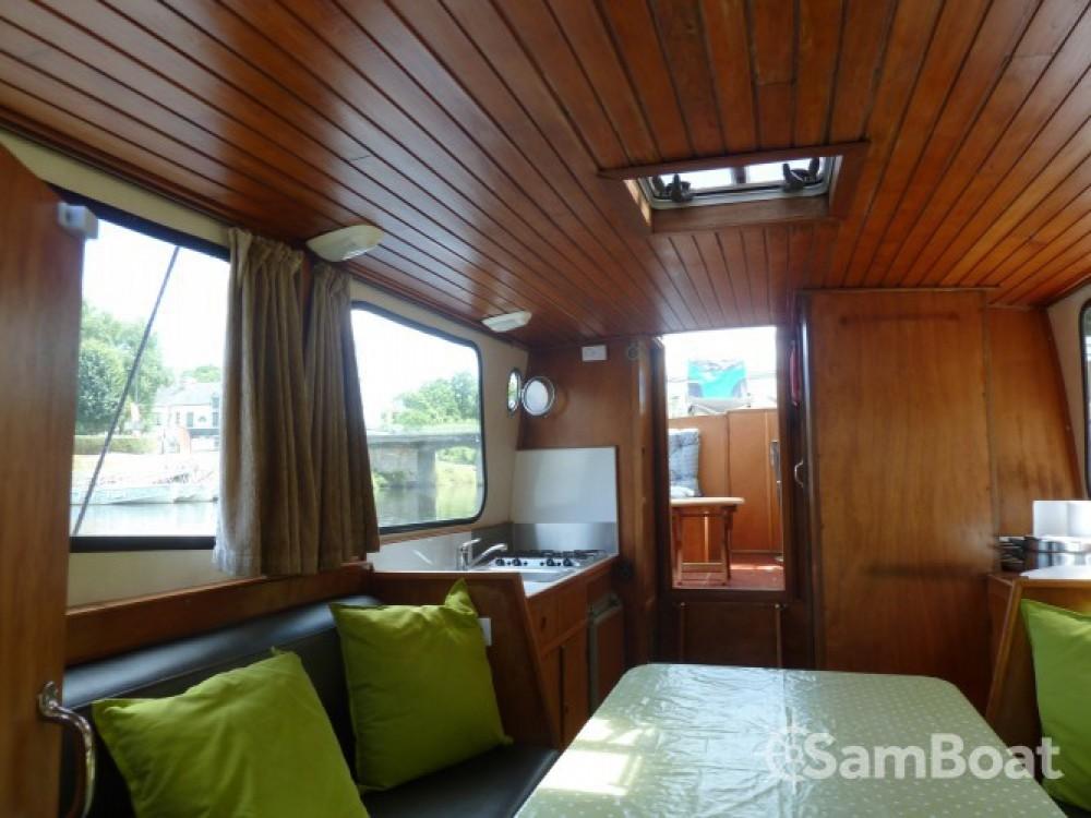 Hire Canal boat with or without skipper Bies Saint-Nicolas-des-Eaux