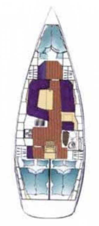 Dehler 39 SQ between personal and professional Eastleigh