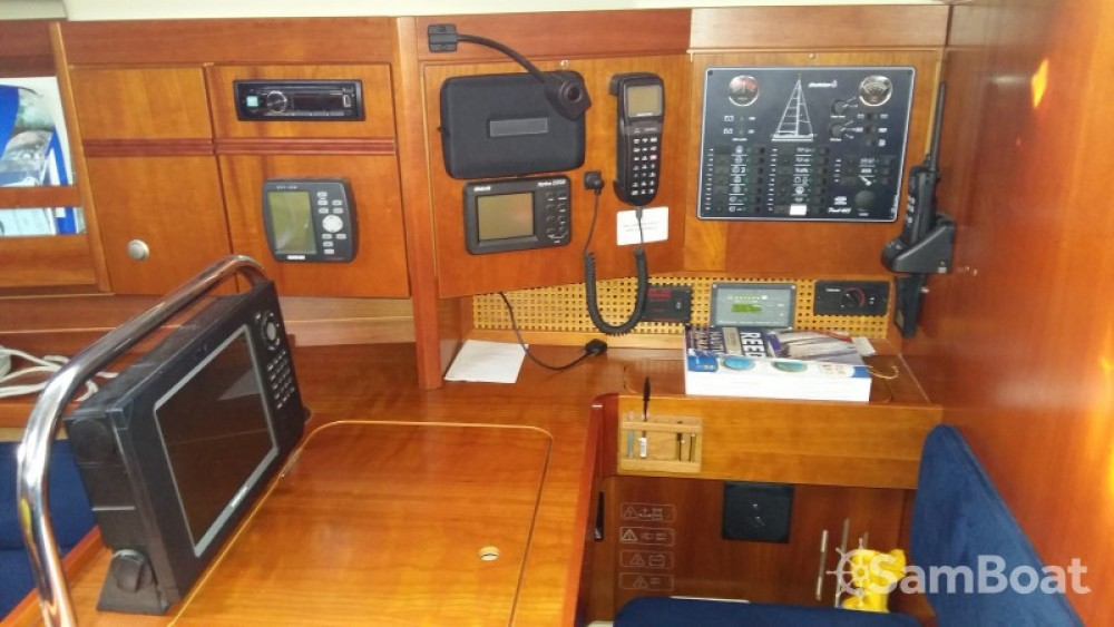 Hire Sailboat with or without skipper Dehler Eastleigh