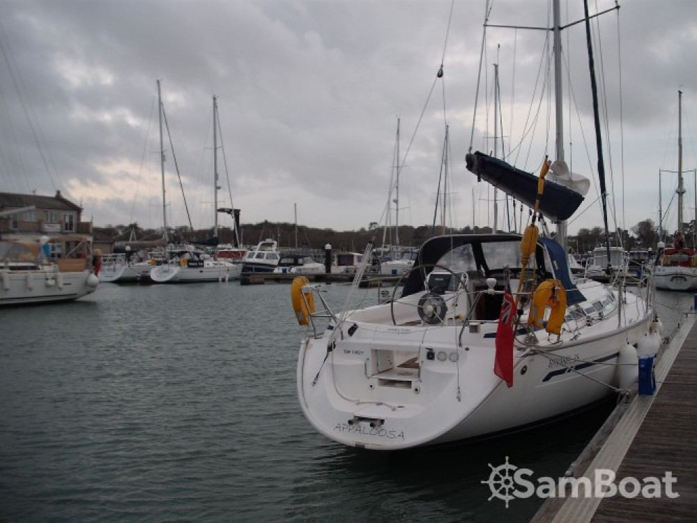 Rental yacht Eastleigh - Bavaria Bavaria 36 on SamBoat