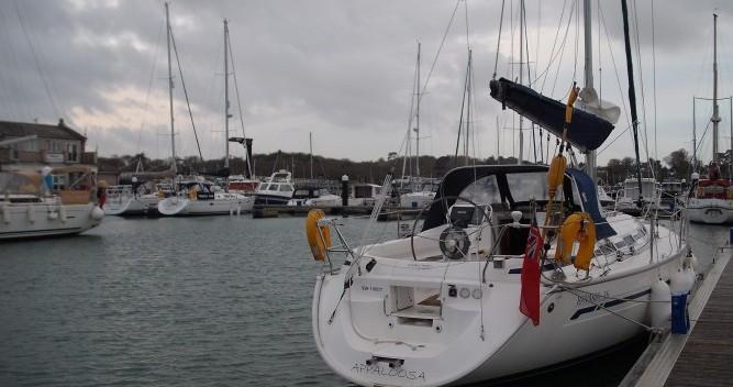Boat rental Hamble-le-Rice cheap Bavaria 36