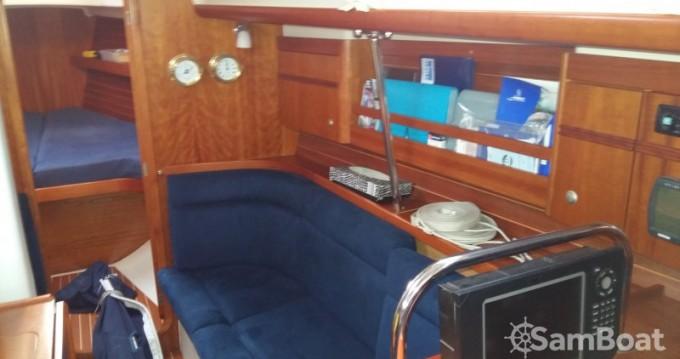 Boat rental Hamble-le-Rice cheap 39 SQ
