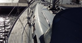 Dehler 39 SQ between personal and professional Hamble-le-Rice