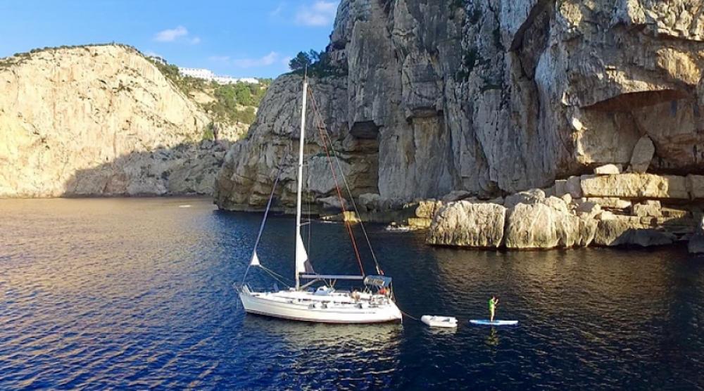 Boat rental Santa Pola cheap Bavaria 36