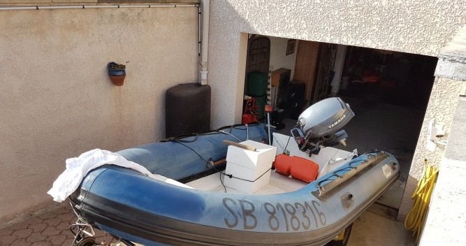 RIB for rent Conflans-Sainte-Honorine at the best price