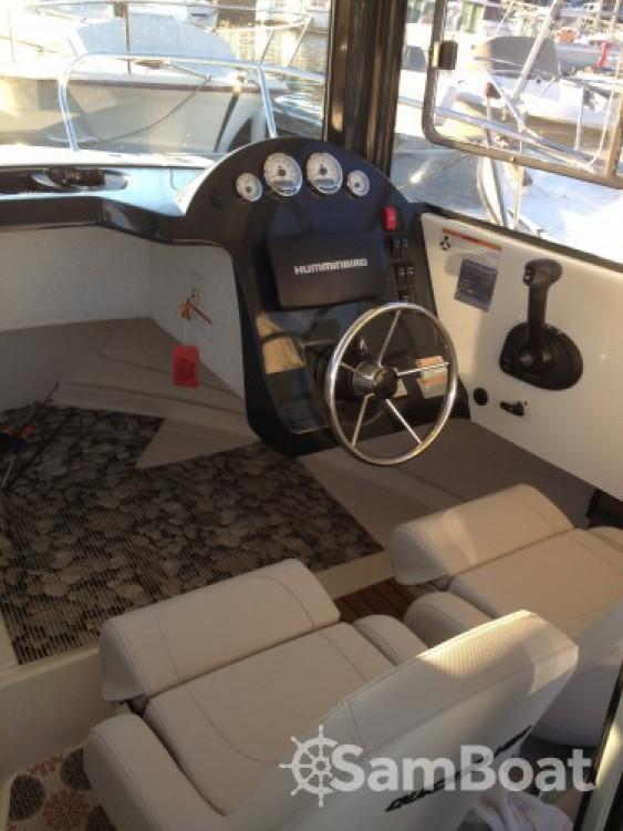 Rental yacht Douarnenez - Quicksilver Quicksilver 650 Camping on SamBoat