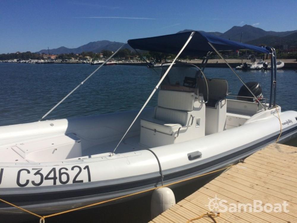 Boat rental Nuova Jolly King 750 in Saint-Florent on Samboat