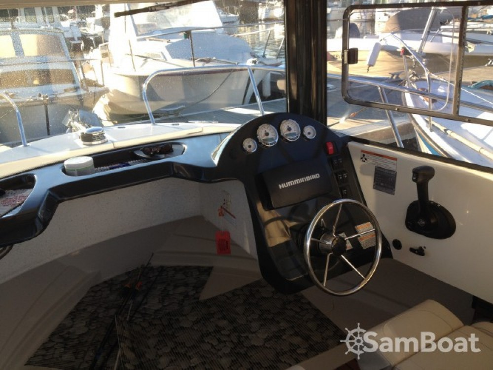 Quicksilver Quicksilver 650 Camping between personal and professional Douarnenez