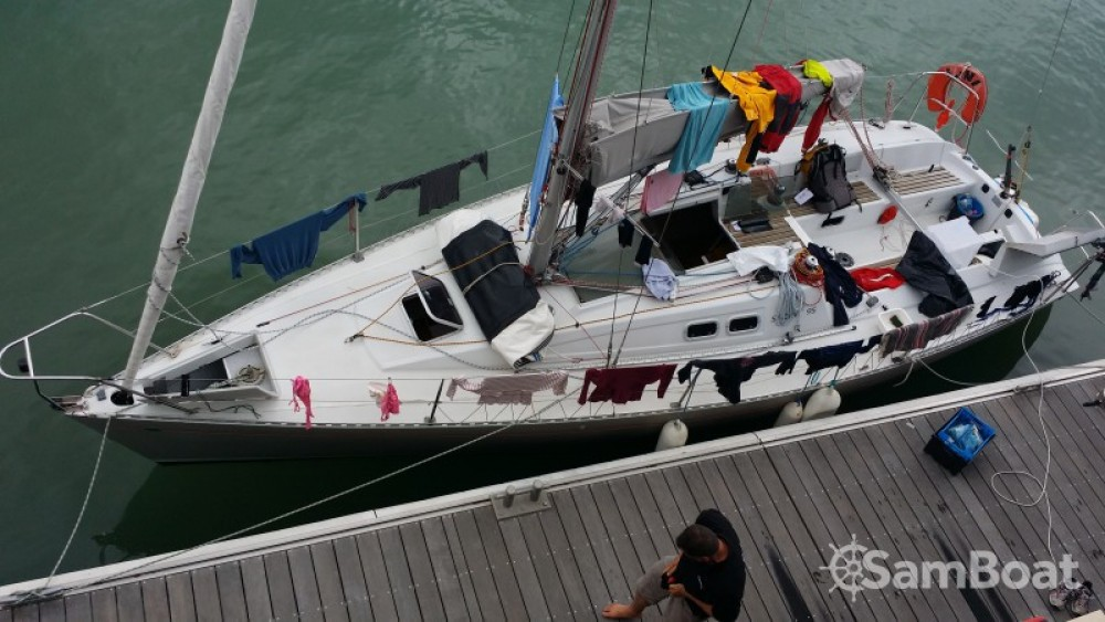 Hire Sailboat with or without skipper Archambault Le Verdon-sur-Mer