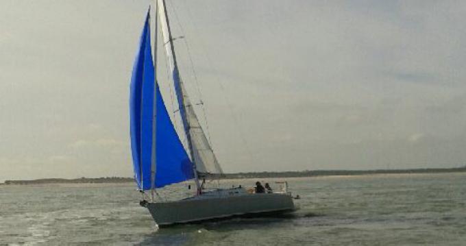 Boat rental Archambault Sprint 95 in Le Verdon-sur-Mer on Samboat