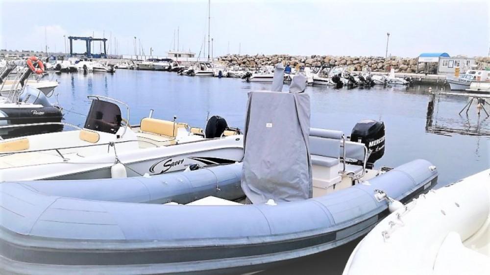 Rental RIB in San Foca - Novamarine Novamarine RH700