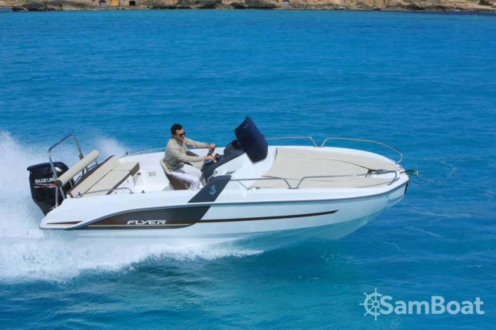 Rental yacht Ajaccio - Bénéteau Flyer 6.6 SUNdeck on SamBoat