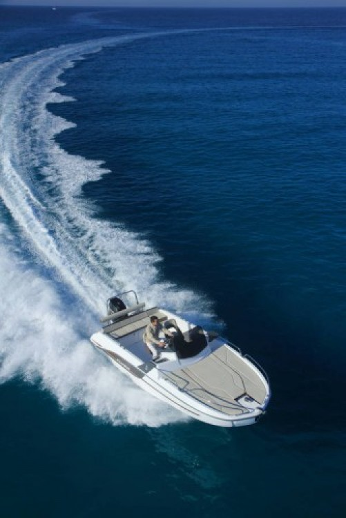 Boat rental Ajaccio cheap Flyer 6.6 SUNdeck