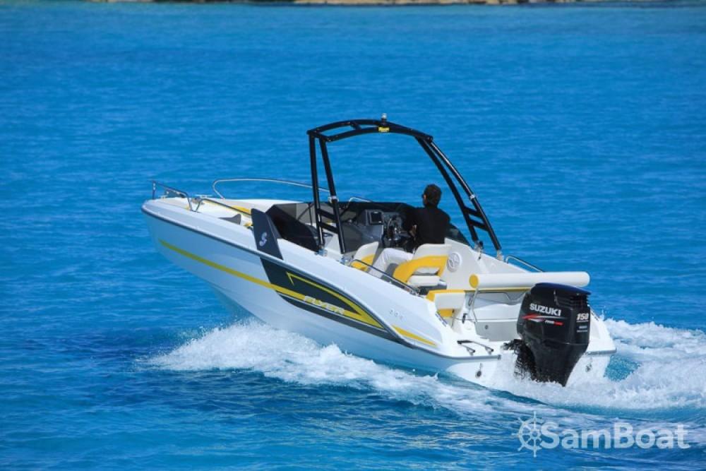Boat rental Ajaccio cheap Flyer 6.6 SPORTdeck