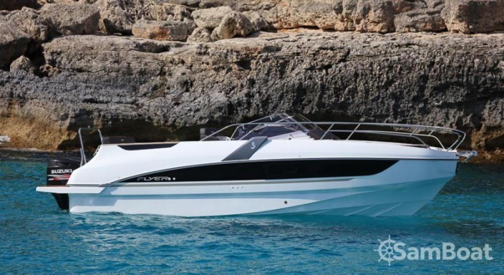 Rental yacht Ajaccio - Bénéteau Flyer 8.8 SUNdeck on SamBoat