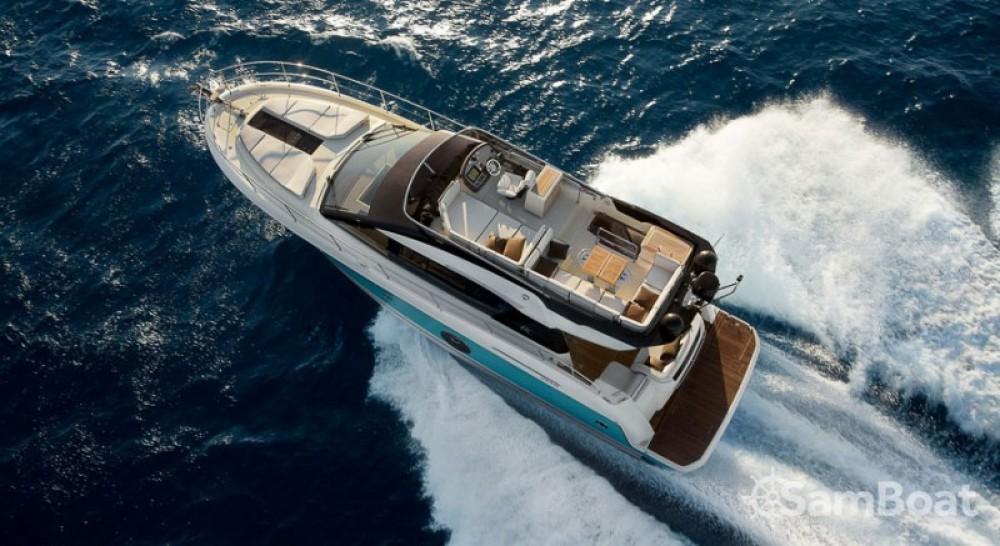 Rental Motorboat in Ajaccio - Bénéteau Monte Carlo 5
