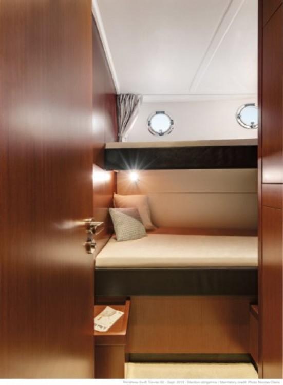 Rental yacht Ajaccio - Bénéteau Swift Trawler 50 on SamBoat