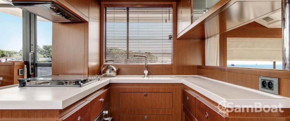 Boat rental Ajaccio cheap Swift Trawler 50