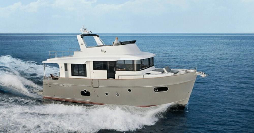 Rent a Bénéteau Swift Trawler 50 Ajaccio