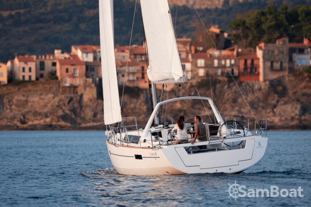 Boat rental Ajaccio cheap Oceanis 41