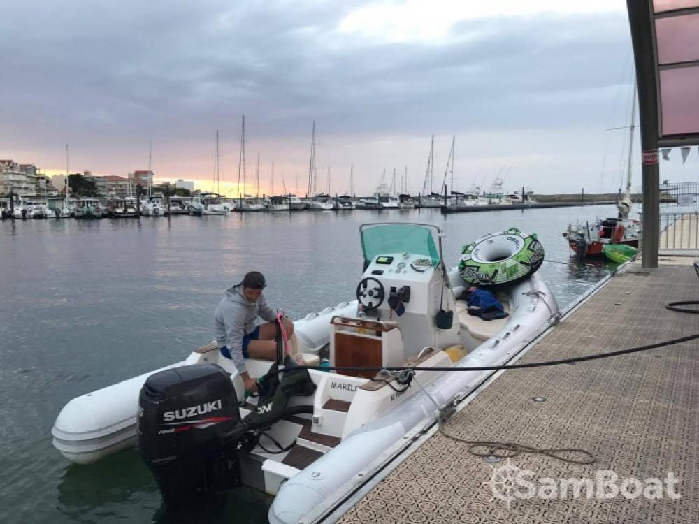 Hire RIB with or without skipper Jmp-International Lège-Cap-Ferret