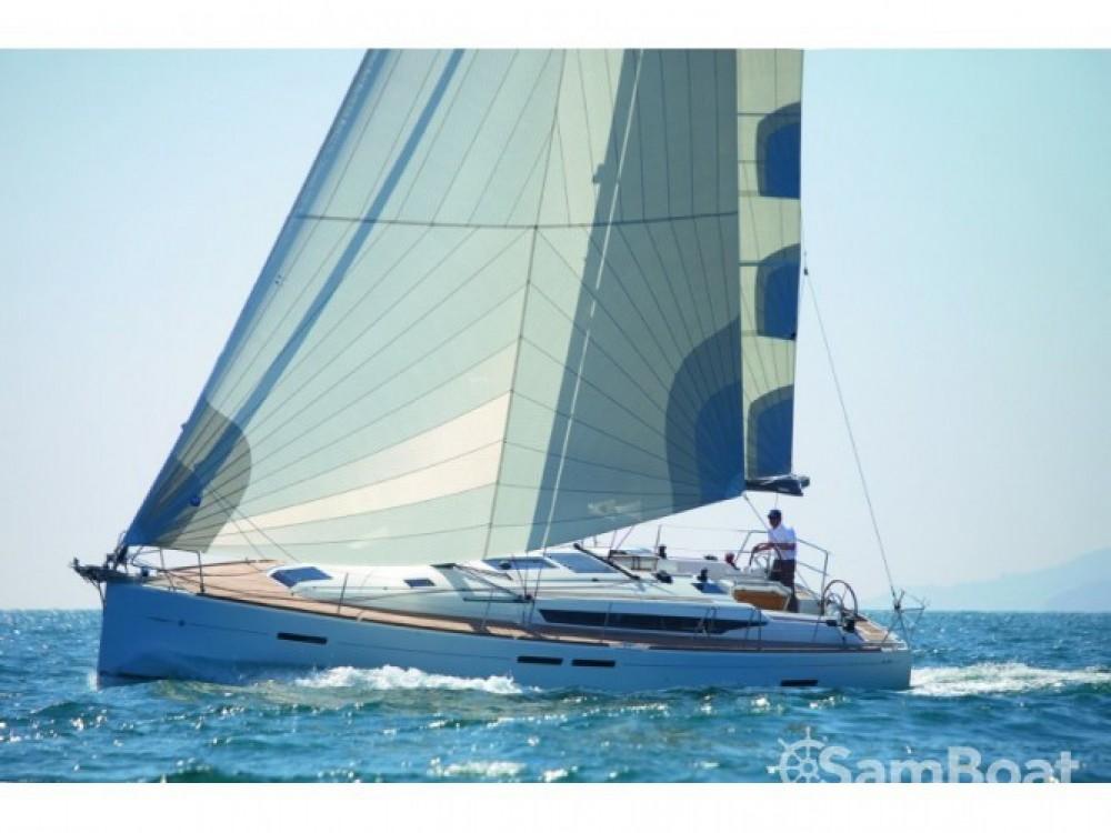 Rental Sailboat in Primošten - Jeanneau Sun Odyssey 449