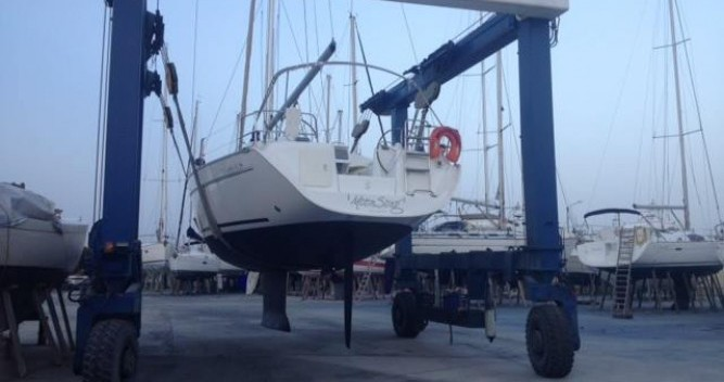 Rent a Bénéteau Cyclades 43.3 Il-Kalkara