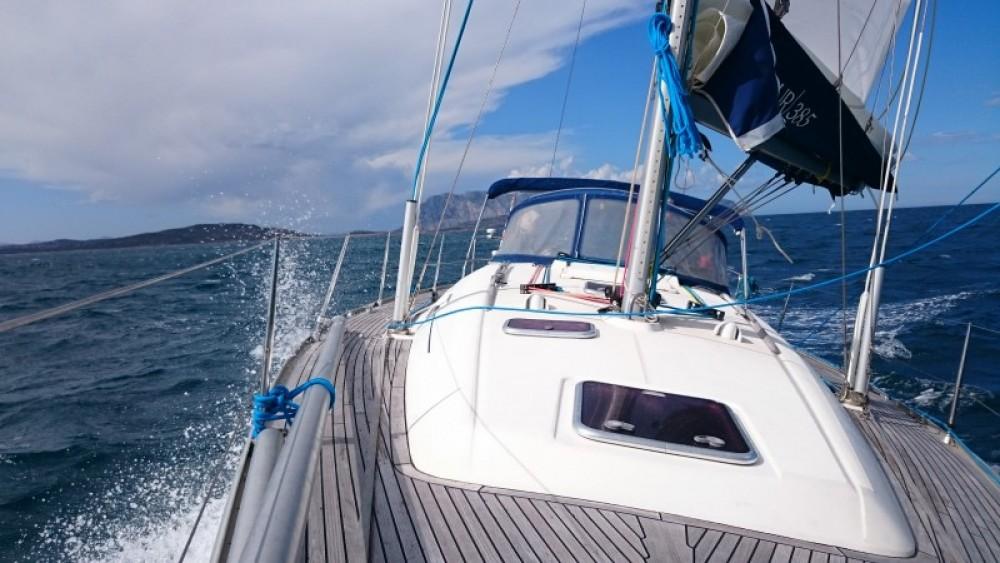 Boat rental Carqueiranne cheap Dufour 385 Grand Large