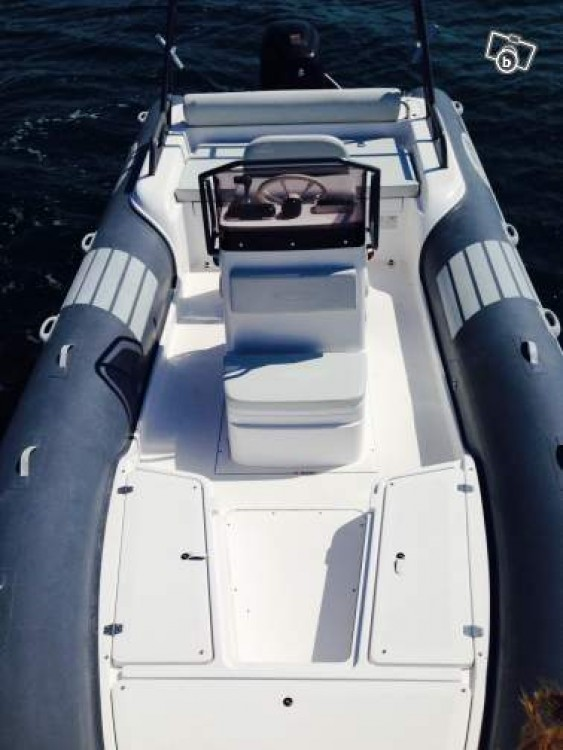 Hire RIB with or without skipper Nautica Led Lège-Cap-Ferret