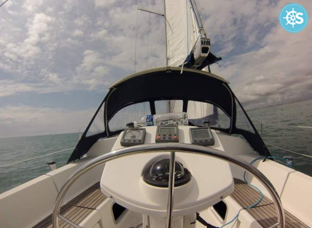 Rental yacht Les Sables-d'Olonne - Jeanneau Sun Odyssey 35 on SamBoat