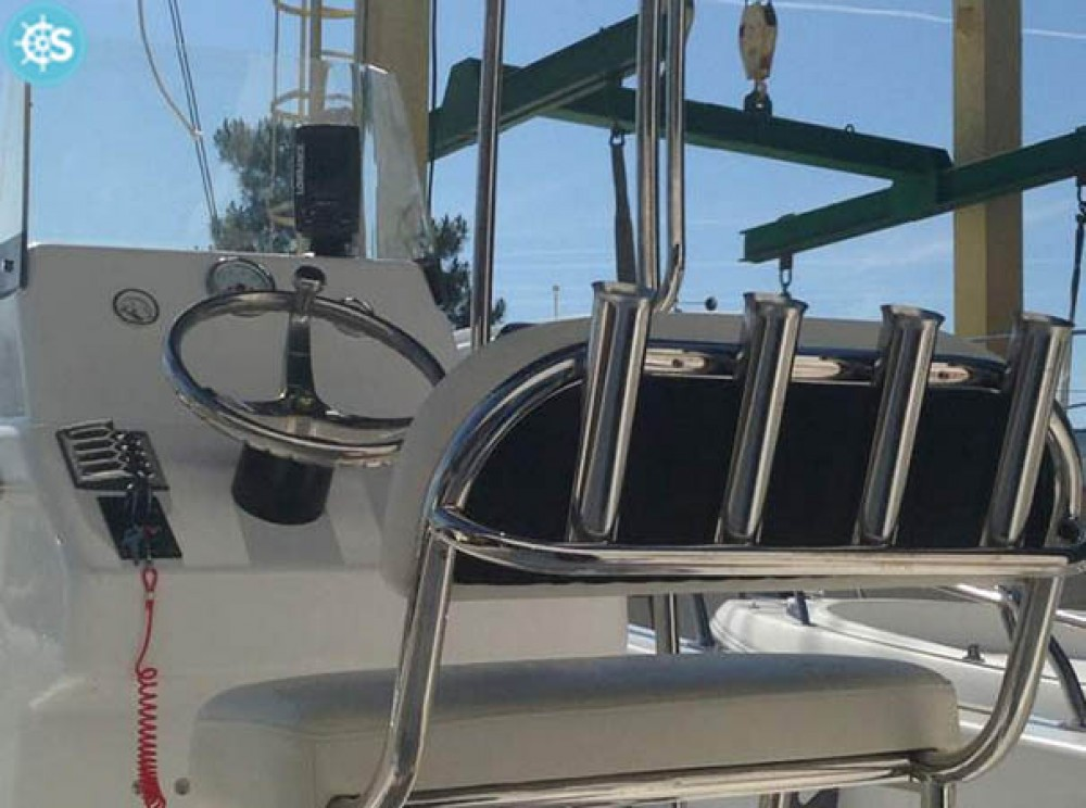 Rental Motor boat Jmp-International with a permit