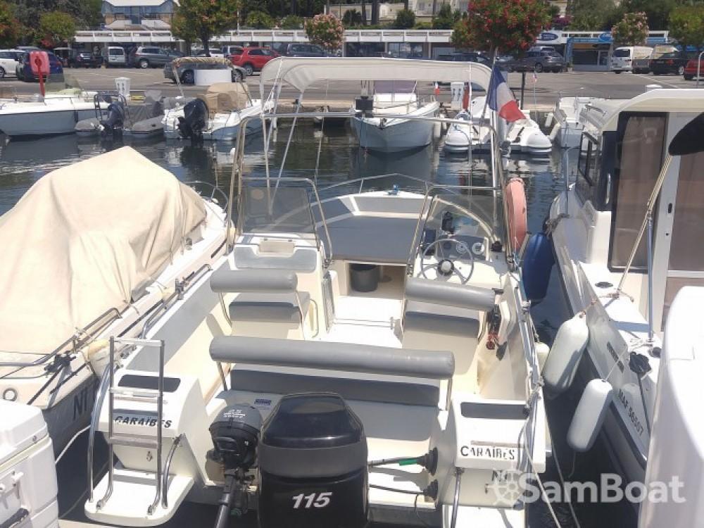 Rental Motor boat Ultramar with a permit