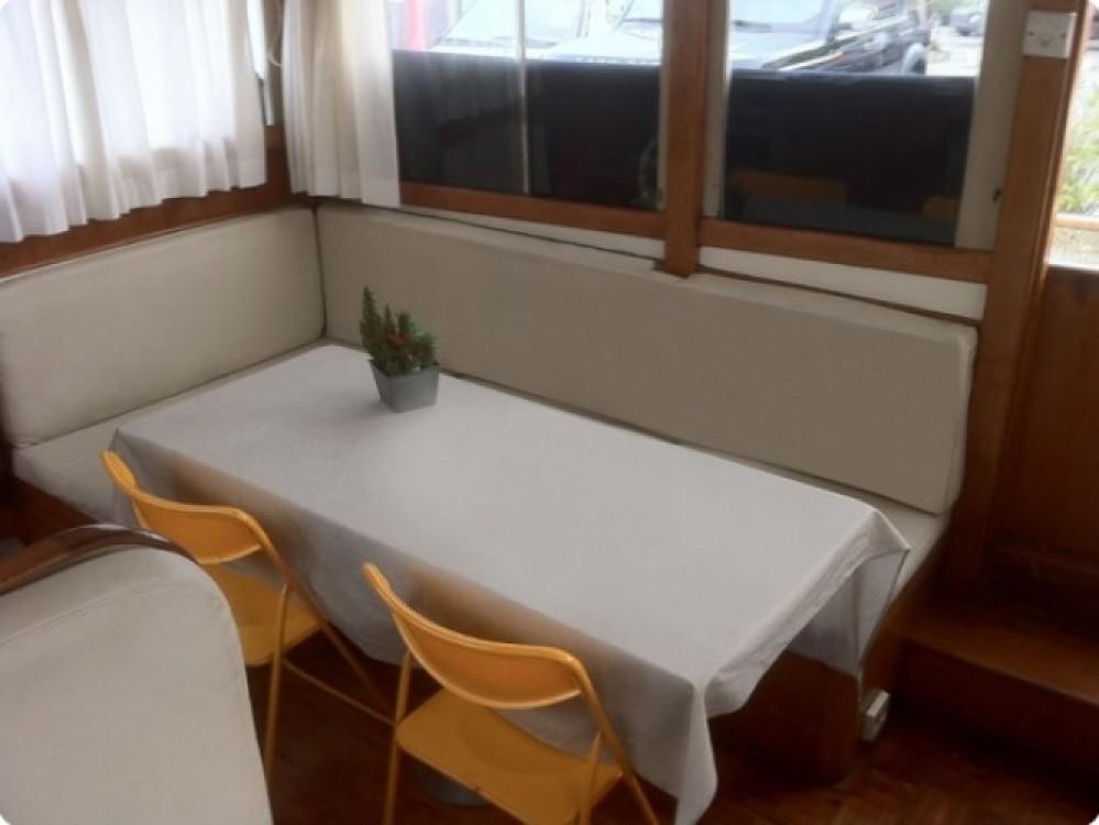 Boat rental Villeneuve-Loubet cheap Island Gypsy 36