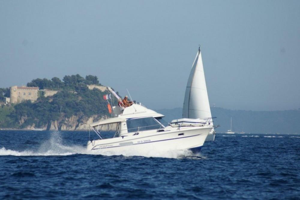 Rental yacht Mandelieu-la-Napoule - Ocqueteau Ocqueteau 885 on SamBoat