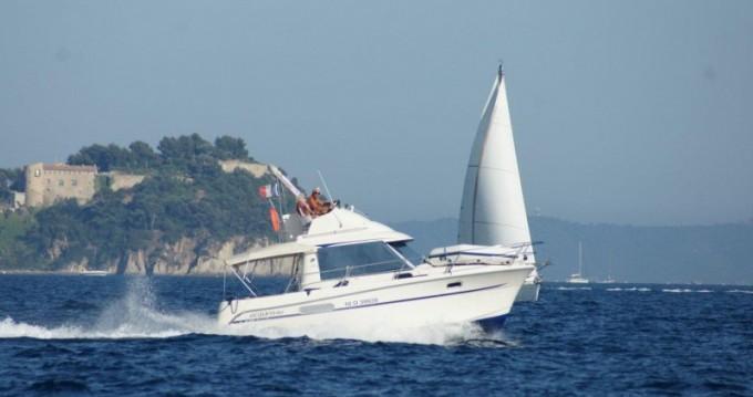 Hire Motorboat with or without skipper Ocqueteau Mandelieu-la-Napoule