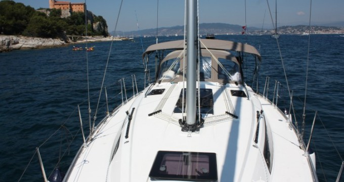 Hire Sailboat with or without skipper Bavaria Vallauris
