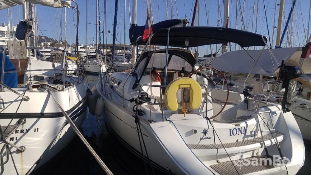 Rent a Jeanneau Sun Odyssey 36i Cannes