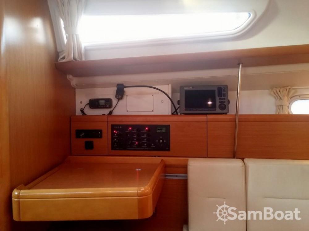 Boat rental Cannes cheap Sun Odyssey 36i