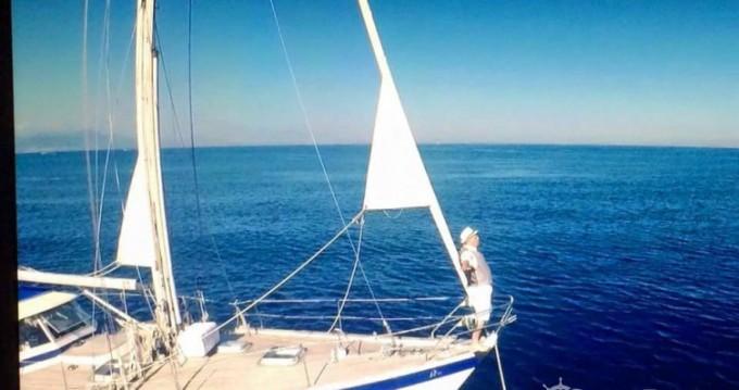 Rental Sailboat in Villeneuve-Loubet - Hallberg-Rassy Hallberg Rassy 42E